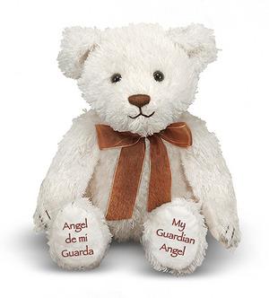 Spanish Prayer Bear Stuffed Animal