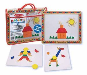 Magnetic Pattern Block Set