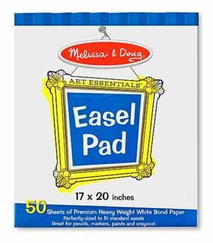 Easel Paper Pad