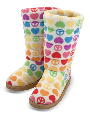 Beeposh Hope Boot Slippers (S)
