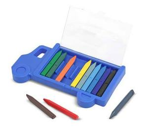 Truck Crayon Set