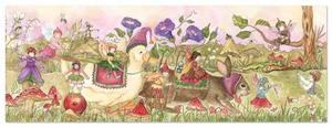 Fairy Parade Floor Puzzle - 48 pieces