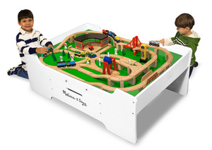 Multi-Activity Train Table