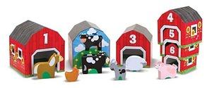 Nesting & Sorting Barns & Animals
