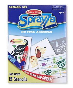 Sprayza - Stencils