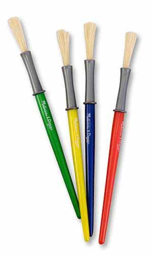 Medium Paint Brush Set
