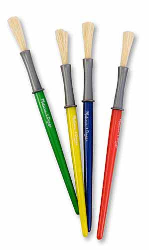Medium Paint Brush Set