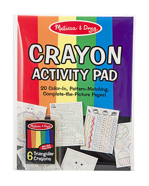 Crayon Activity Set