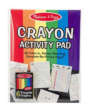 Crayon Activity Set
