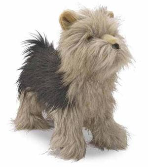 Yorkshire Terrier Dog Giant Stuffed Animal