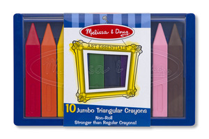 Jumbo Triangular Crayons