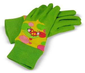 Mollie & Bollie Ladybugs Kids' Gardening Gloves