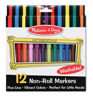 Non-Roll Markers Set