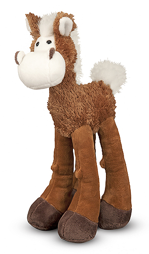 Lanky Legs Horse Stuffed Animal