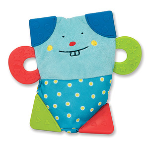 Teether Man Baby Toy