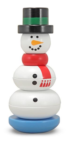 Snowman Stacker