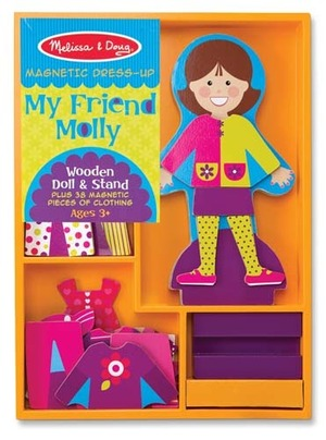 My Friend Molly - Magnetic Dress Up