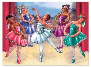 Ballet Recital Jigsaw Puzzle - 100 Pieces