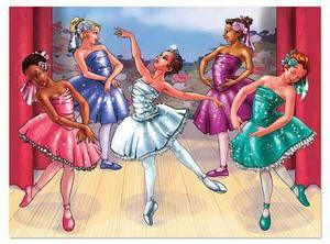 Ballet Recital Jigsaw Puzzle - 100 Pieces