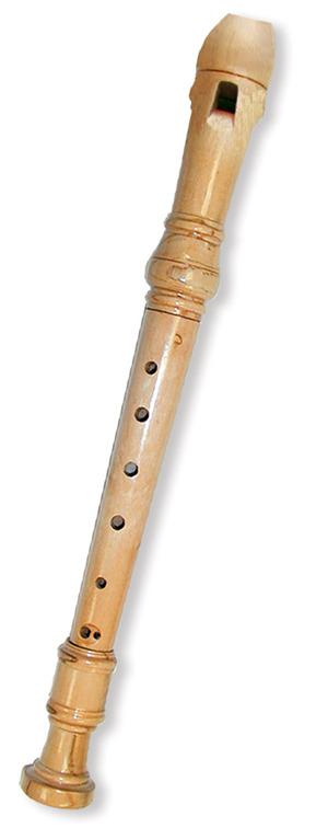 Wooden Beginner Recorder