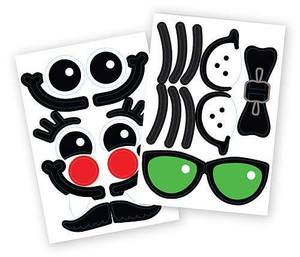Trunki Fun Face Stickers