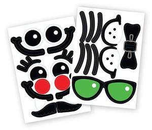 Trunki Fun Face Stickers