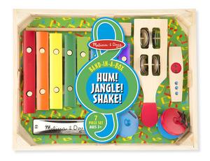Band-in-a-Box - Hum! Jangle! Shake!