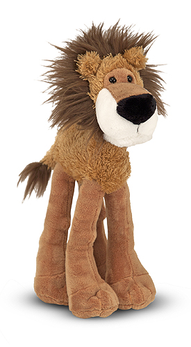 Lanky Legs Lion Stuffed Animal