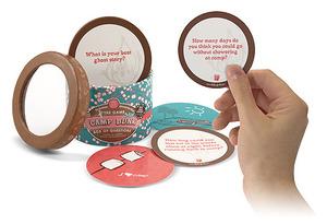 The Box Girls Camp Bunk Box of Questions - Mini