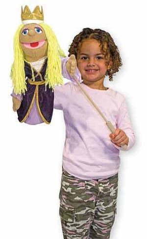 Princess Puppet