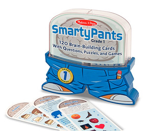 Smarty Pants - 1st Grade Card Set