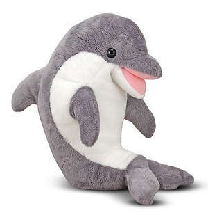Skimmer Dolphin Stuffed Animal