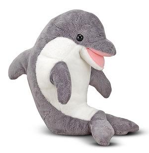 Skimmer Dolphin Stuffed Animal