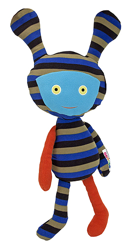 Beeposh Ozzy Alien Stuffed Toy