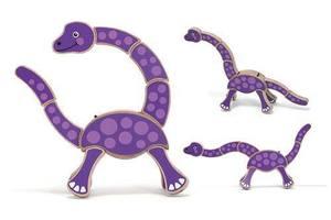 Dinosaur Grasping Toy