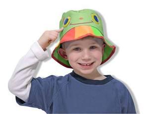 Happy Giddy Child's Hat