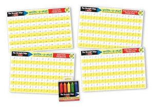 Math Skills Learning Mats Set