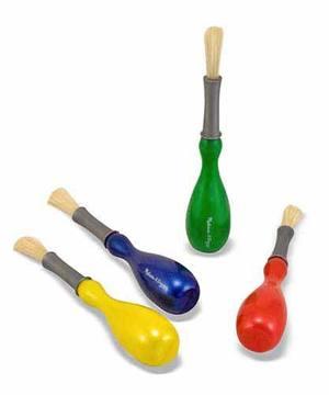 Jumbo Paint Brush Set