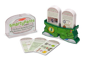 Smarty Pants - 3rd Grade Card Set