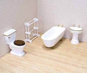 Bathroom Furniture Set
