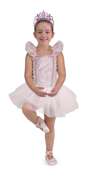 Ballerina Role Play Costume Set