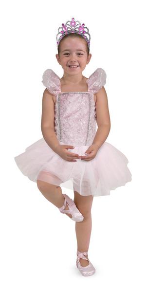 Ballerina Role Play Costume Set