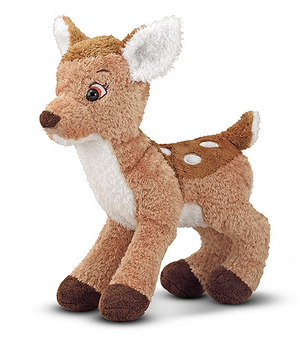 Frolick Fawn Deer Stuffed Animal
