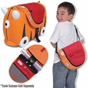 Trunki Saddlebag - Orange/Red