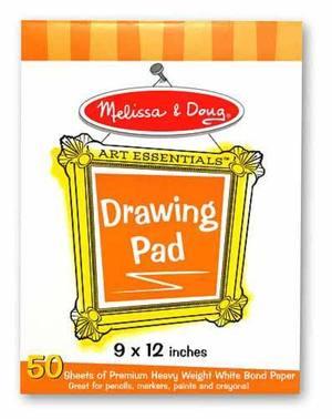 Drawing Paper Pad