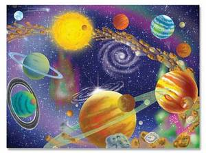 The Infinite Cosmos Cardboard Jigsaw Puzzle - 300 Pieces