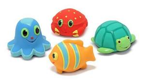 Seaside Sidekicks Squirters Water Toys