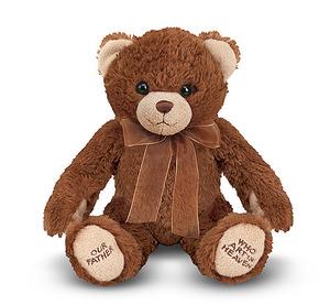 Lord's Prayer Bear Stuffed Animal
