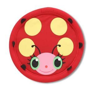 Bollie Ladybug Flying Disk