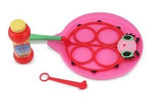 Bollie Ladybug Bubble Set